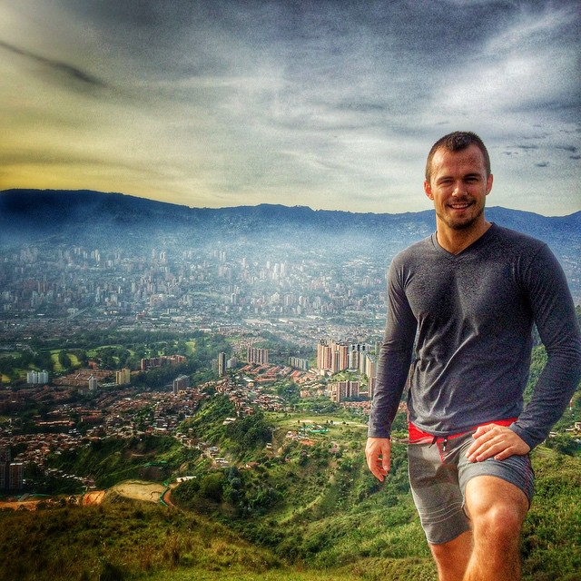 McIntyre Method – Email Copywriting Masterclass Hiked up to Cerro De Las Tres Cruces this morning